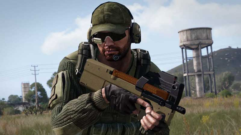 Arma 3 mods ADR-97 weapon pack