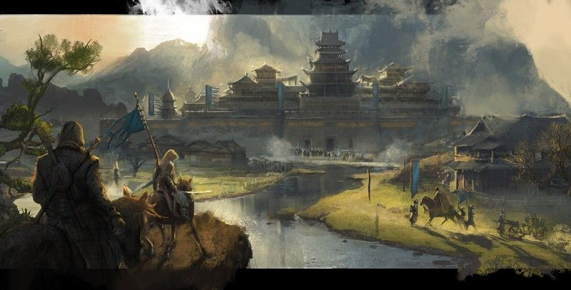 Assassin's Creed Game Set In China