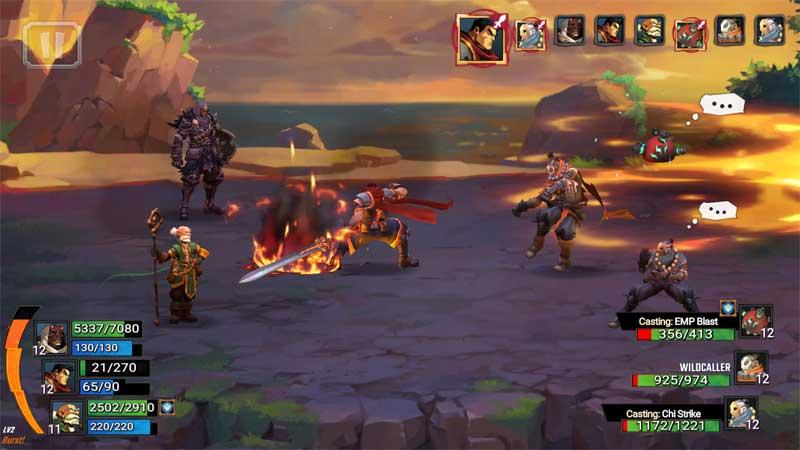 Dungeon Chasers Nightwar
