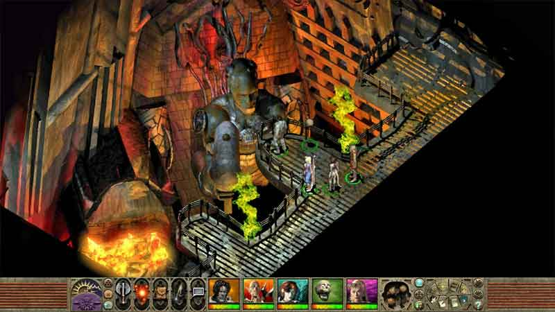 Best Android RPG Planescape Torment