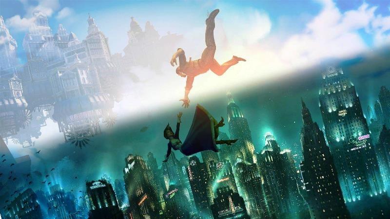 BioShock 4 Use Unreal Engine 4