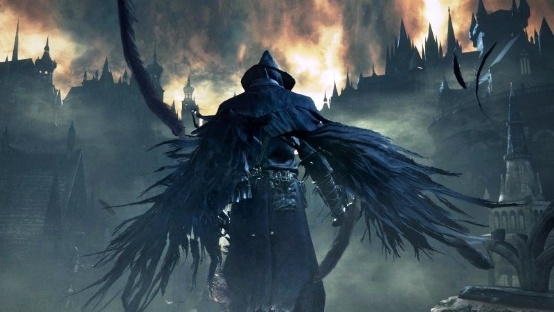 Bloodborne Remaster Release PC & PS5