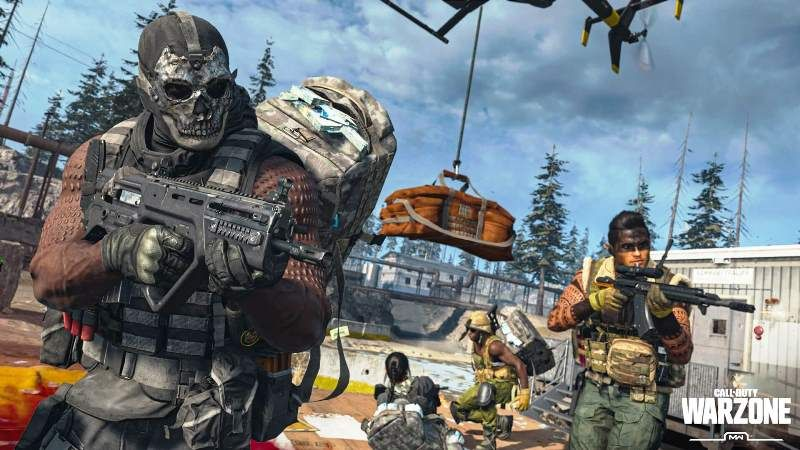 Call of Duty: Warzone Multiplayer Free-To-Play This Weekend