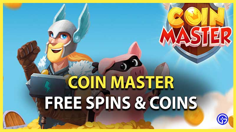 Coin Master Free Spins And Coins Daily Link