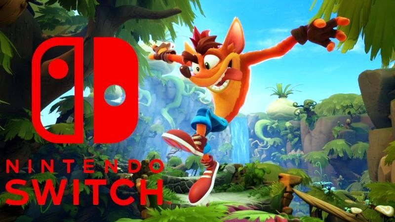 Crash Bandicoot 4: It's About Time Nintendo Switch & PC Version Leaked
