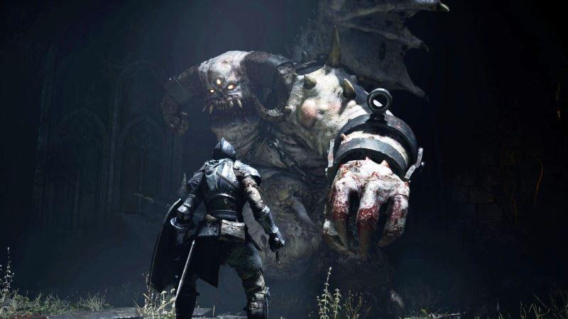 Demon's Souls Remake PS5 Launch Title