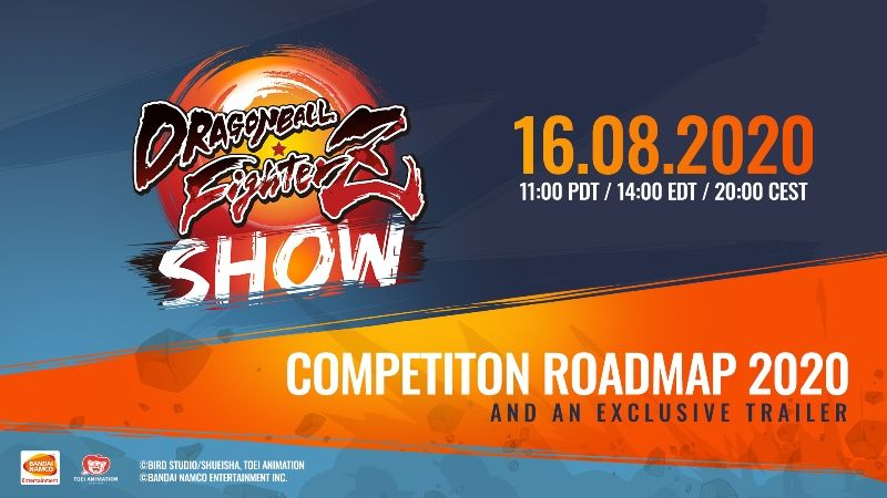 Dragon Ball FighterZ News Reveal on August 16