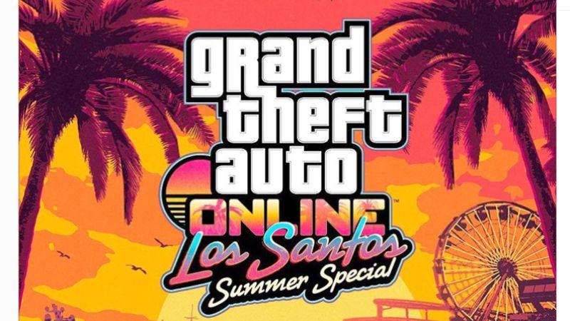 GTA 5 Online Update 1.34 Available Now, Los Santos Summer Special Begins
