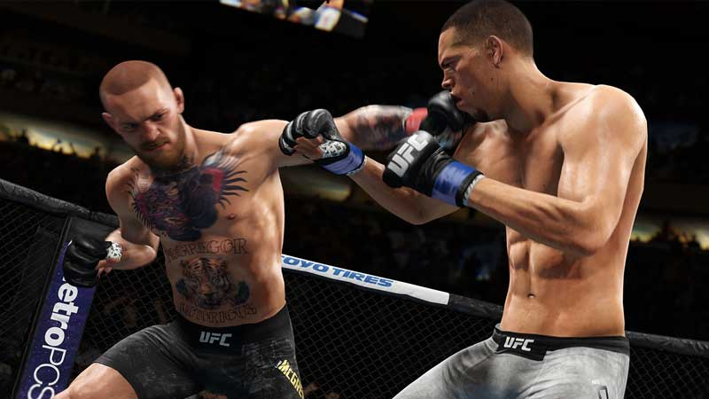 How To Clinch In UFC 4