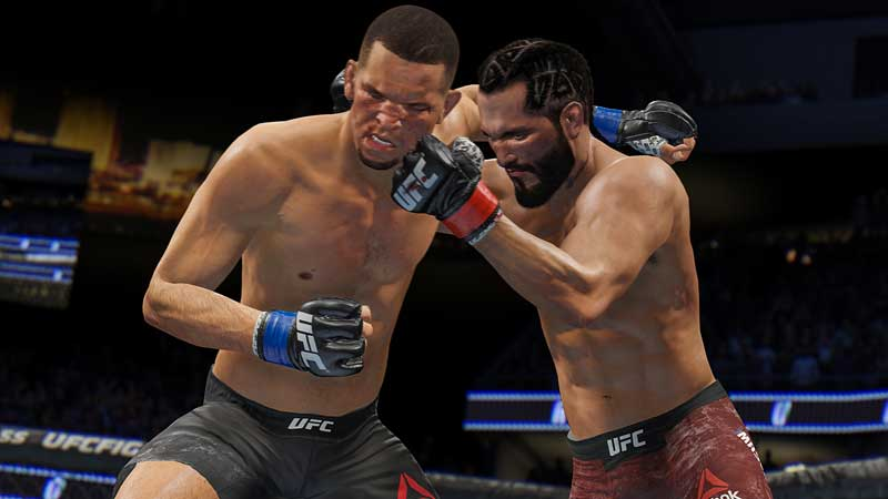 How To Equip Perks In UFC 4