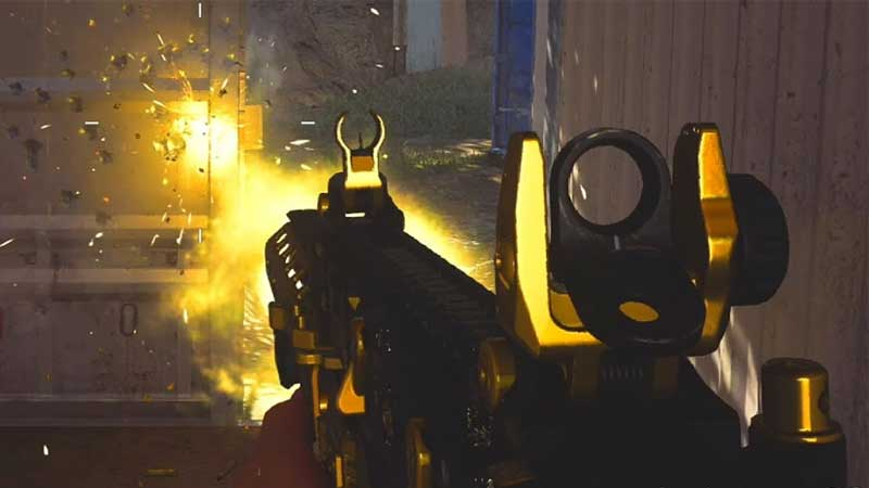 How To Get Gold Bullets In Modern Warfare