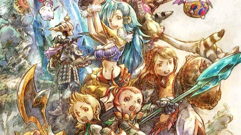 How To Save Your Game In Final Fantasy Crystal Chronicles Remastered