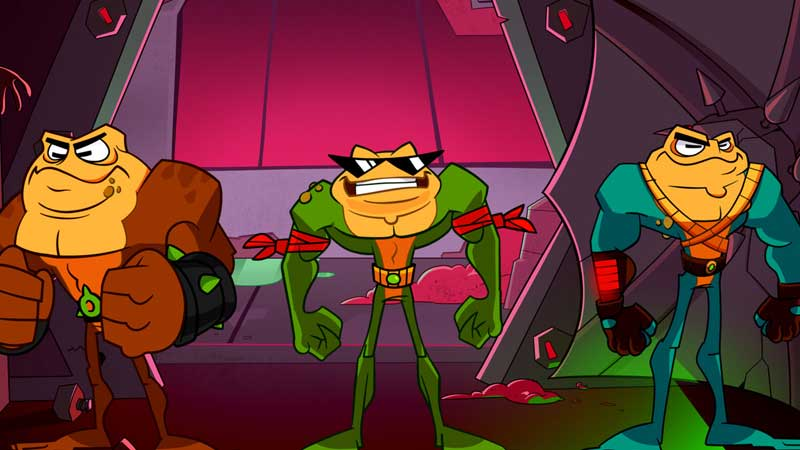 How To Sprint And Run Faster In Battletoads