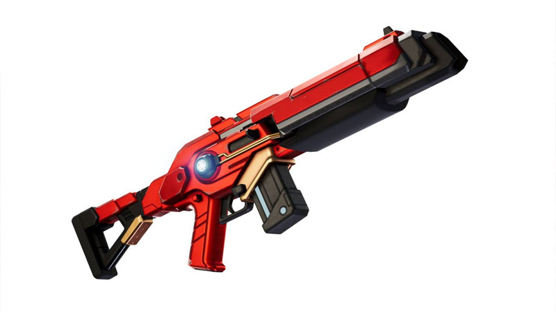 How to get stark industries energy rifle in fortnite chapter 2 season 4