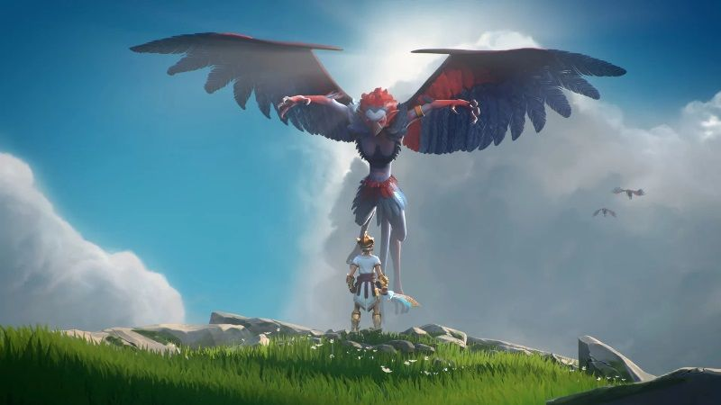 Immortals: Fenyx Rising New Name of Gods & Monsters