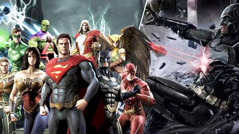 Injustice 3 Could Be Announced At DC FanDome