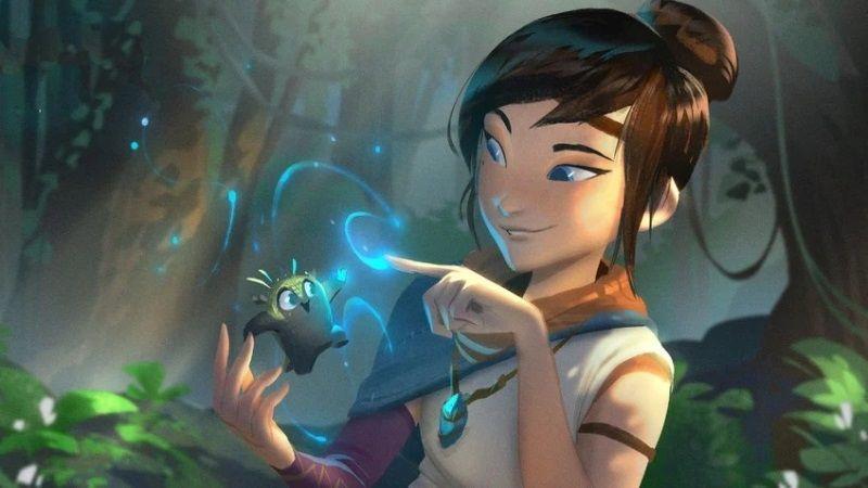 Kena: Bridge of Spirits Free Upgrade PS5