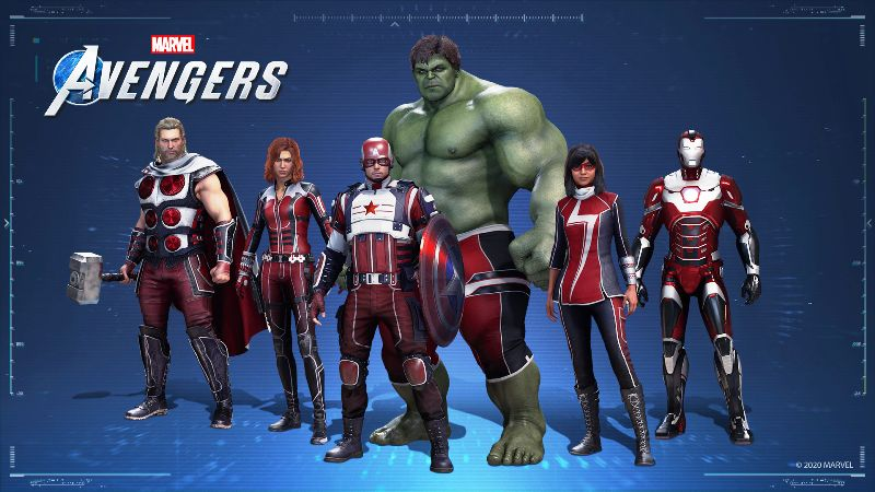Marvel's Avengers Has More Exclusive Content Planned Including Skins & Emotes