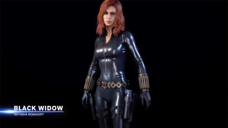 Marvel's Avengers Stable 60 FPS
