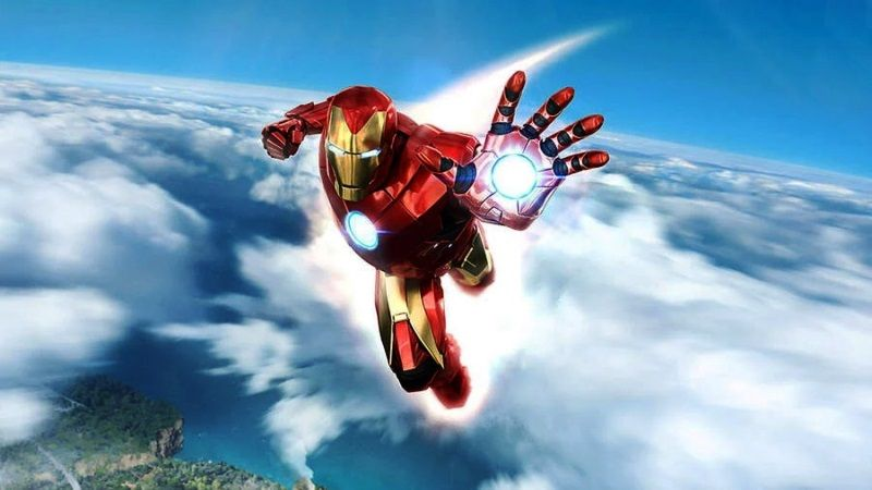 Marvel's Iron Man VR Update 1.06 Available