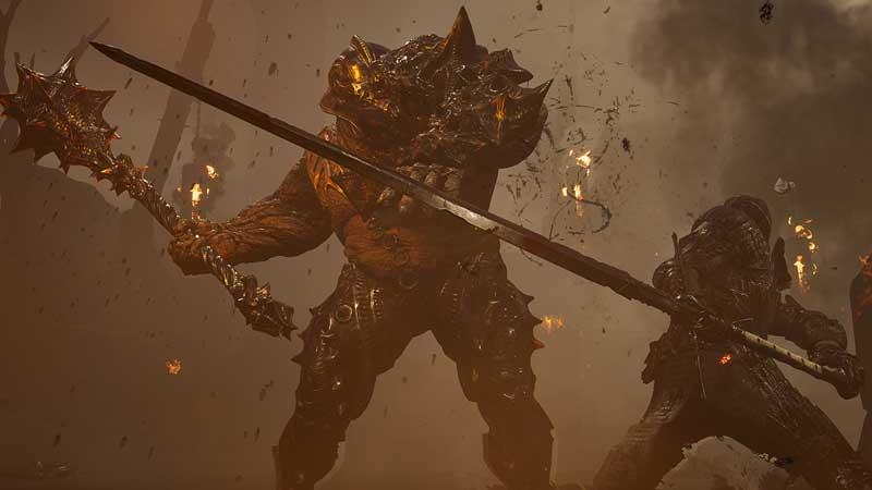 Mortal Shell Review Combat