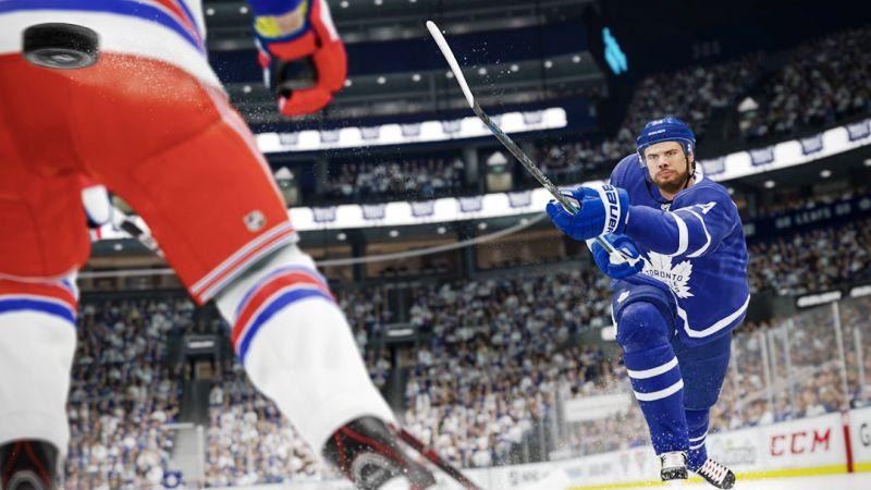 NHL 21 Closed Beta