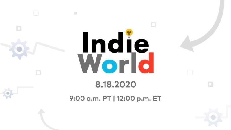Nintendo Indie World Announced