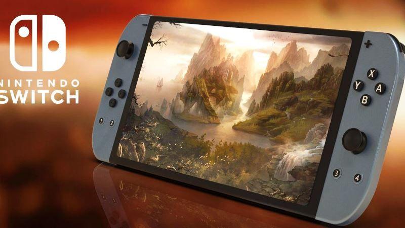 Nintendo Switch 4K-Capable Model