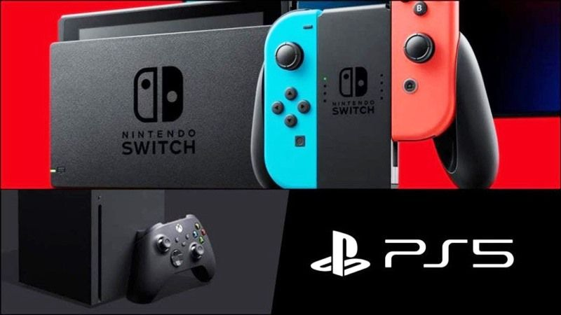 Nintendo Switch Will Defeat PS5