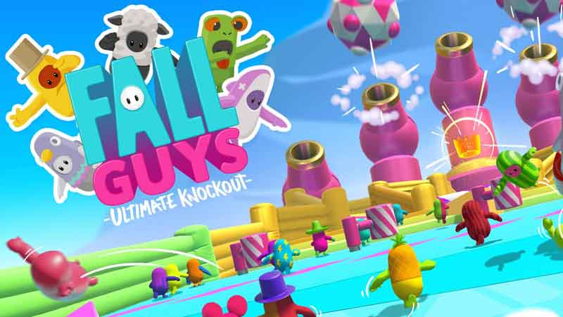 Other Games Similar To Fall Guys Ultimate Knockout