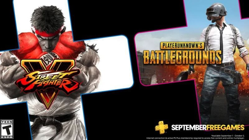PS Plus September 2020 Free Games