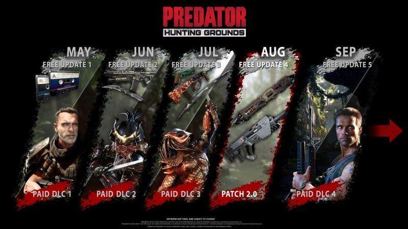 Predator: Hunting Grounds Free Trial