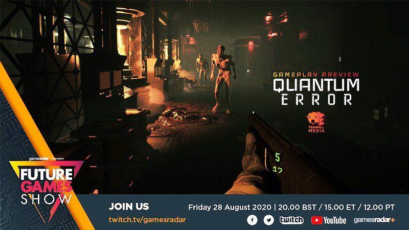 Quantum Error PS5 Gameplay Preview