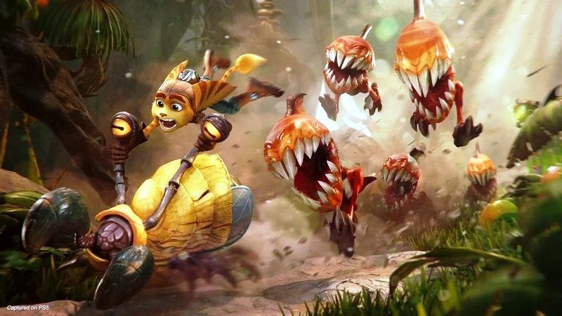 Ratchet & Clank: Rift Apart Offers 60fps