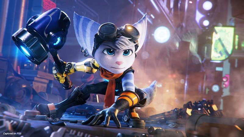 Ratchet & Clank: Rift Apart PS5 Gameplay Demo
