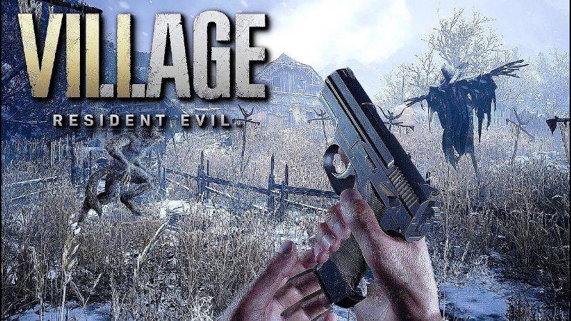 Resident Evil Village Performance Problems on PS5