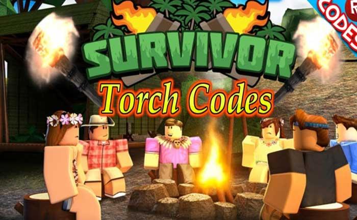 Roblox Survivor codes