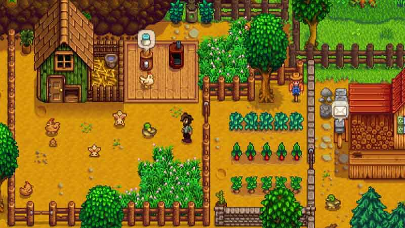 Stardew Valley Crops Guide