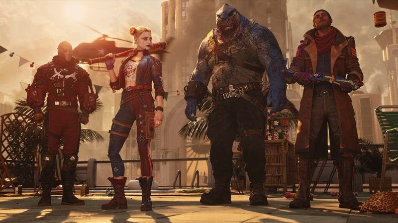 Suicide Squad: Kill the Justice League Announced