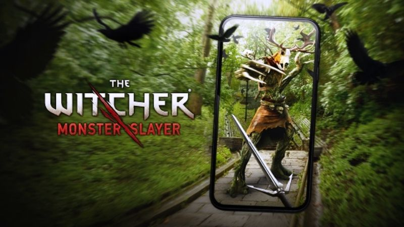 The Witcher: Monster Slayer Announced