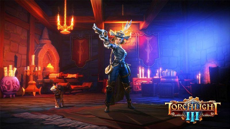 Torchlight III Will Release in Autumn