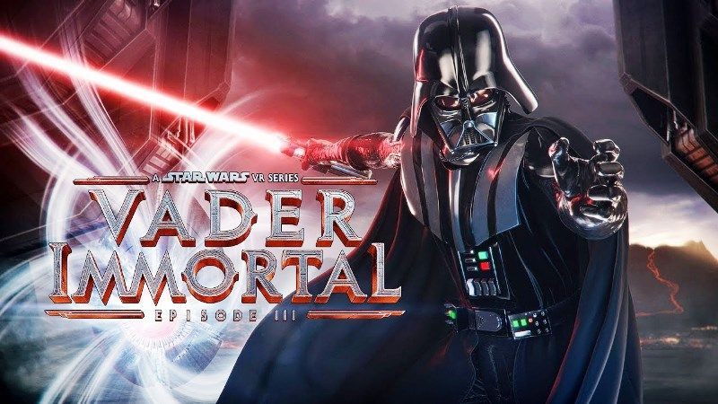 Vader Immortal: A Star Wars VR Series Announced