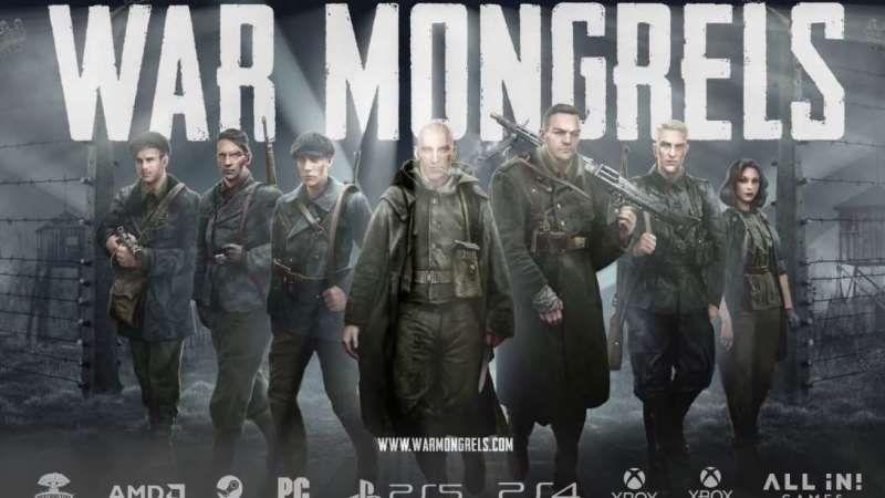War Mongrels Announced