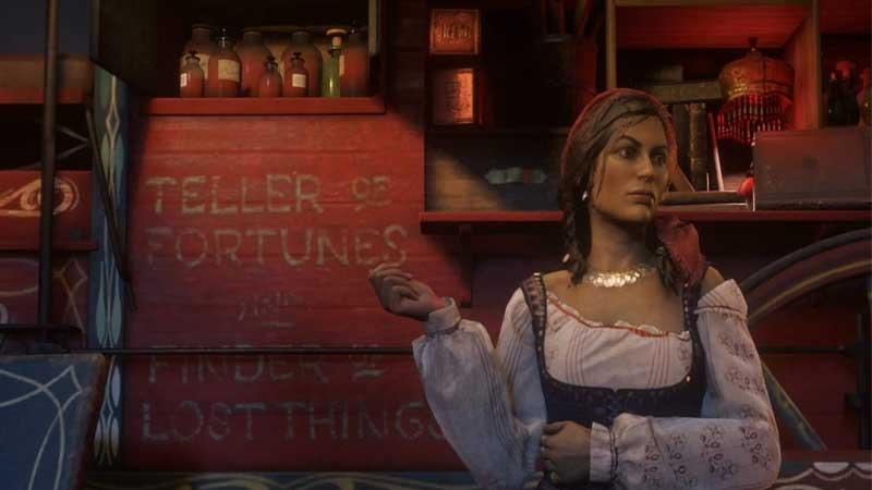 Where To Find Madam Nazar In Red Dead Online