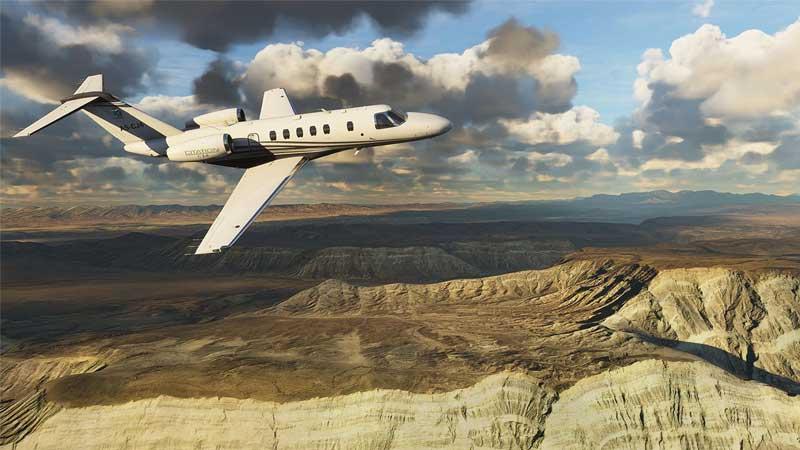 area 51 microsoft flight simulator
