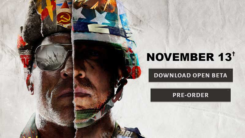 COD Cold War Open Beta Download