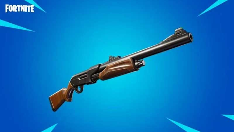 Fortnite Part 4 Vaulted Weapons