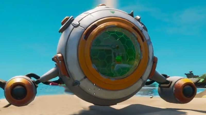 How to complete Fortnite Ship Challenge