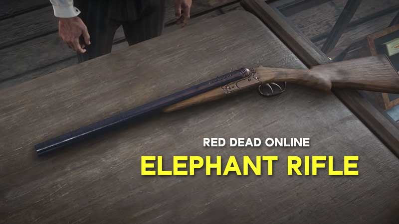 how-to-get-red-dead-online-elephant-rifle