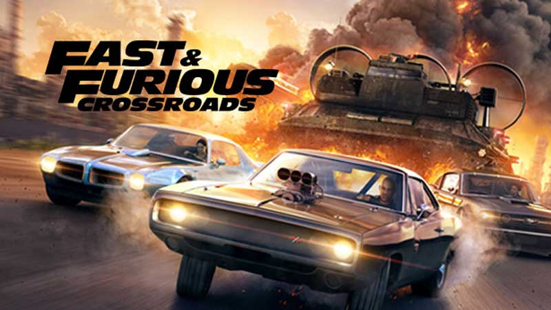 how to save fast and furious crossroads